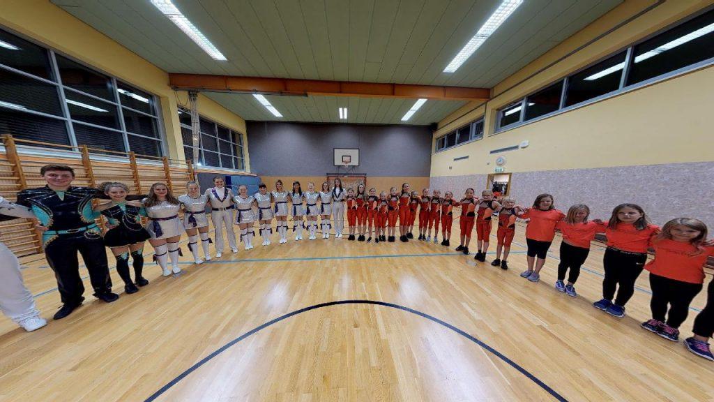 360 Grad Foto Rock n Roll Tanzgruppe St. Ruprecht